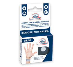 BRACCIALI ANTI-NAUSEA ADULTI
